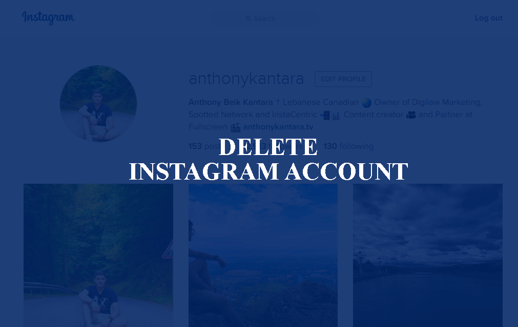 How To Delete Instagram Account | InstaCentric