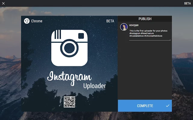 This App Lets You Upload To Instagram Online! | InstaCentric